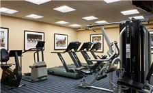 Fitness Center at New Haven Hotel