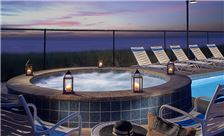 Ocean Mist Beach Hotel & Suites Outdoor Whirlpool