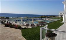 Outdoor Pool at Ocean House Hotel at Bass Rocks