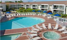 Pool at Hyannis Harbor Hotel