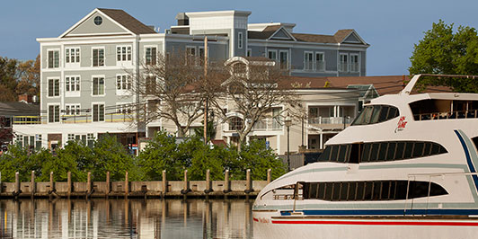 Hyannis Harbor Hotel Hyannis, Massachusetts
