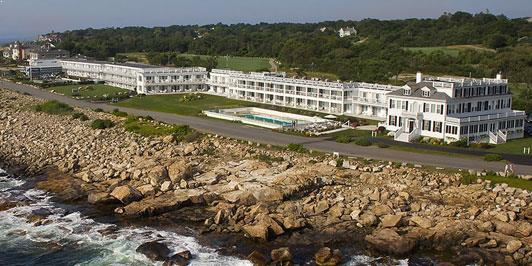 Ocean House at Bass Rocks Gloucester, Massachusetts
